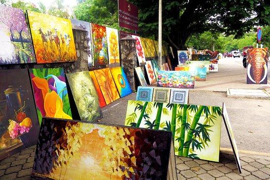 Wall ART Street