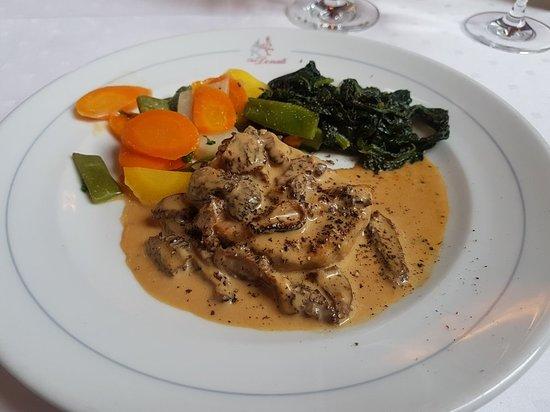 Chez Donati: Gehobene italienische Küche