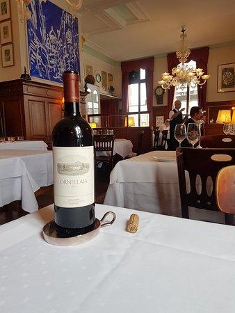 Gehobene Italienische Kuche Picture Of Chez Donati Basel