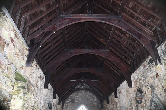 St Clement's Church: Interesting roof trusses