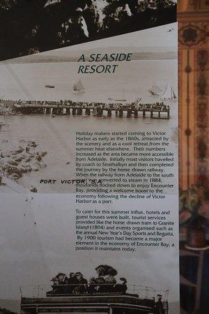 Encounter Coast Discovery Centre: A seaside resort