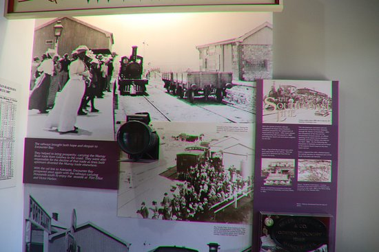 Encounter Coast Discovery Centre: Pictures from the past