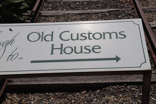 Encounter Coast Discovery Centre: Old Customs house