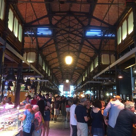 Bilde fra Mercado de San Miguel