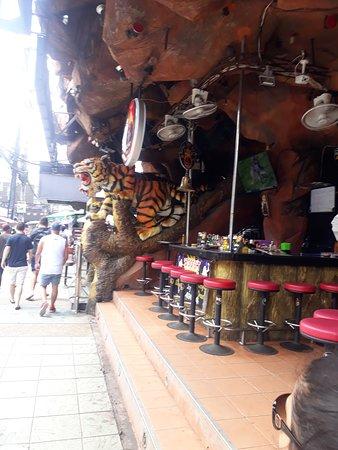 Bangla Road: Tiger Bar @ Daytime