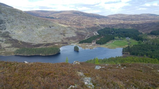 Kingussie, UK: Loch Gynack