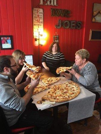 Pembroke, Kanada: Joes Family Pizzeria