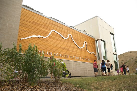 Lethbridge, Kanada: Bring the family for an afternoon of discovery at the Nature Centre!