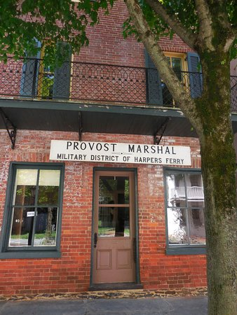 Harpers Ferry National Historical Park: Provost Marshall home