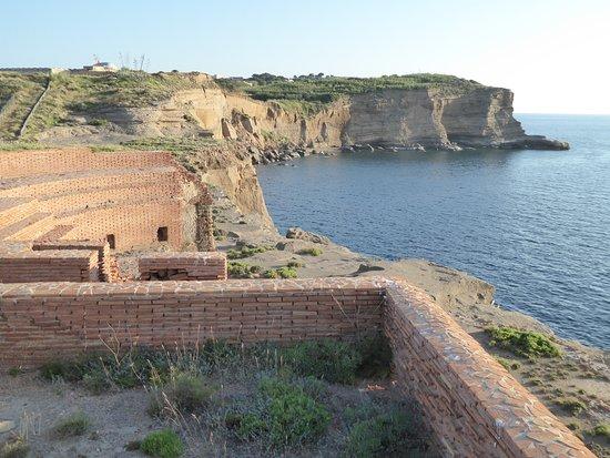 Museo Archeologico : Villa Giulia ricostruzione delle terme