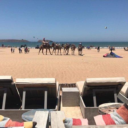 Les Planches Essaouira ภาพ