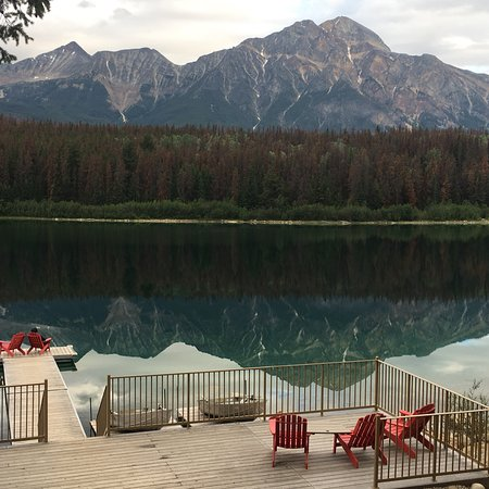 Bilde fra Patricia Lake Bungalows Resort
