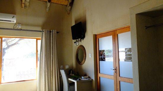 Emanya@Etosha: habitación