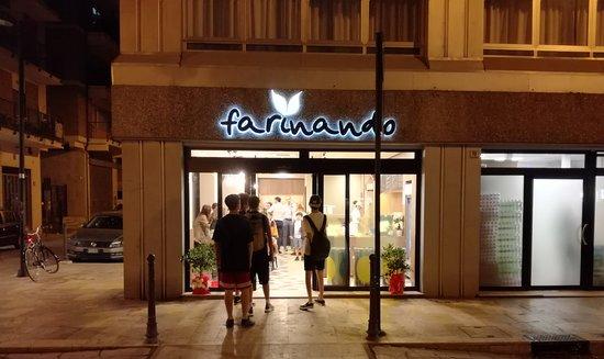 Farinando, San Benedetto Del Tronto - Restaurant Reviews, Photos ...