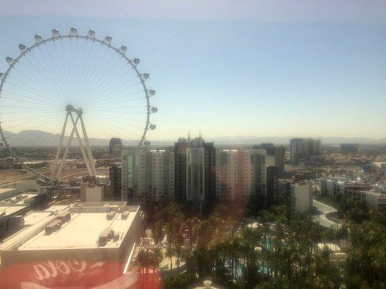 Flamingo Las Vegas Hotel & Casino: Great view!!