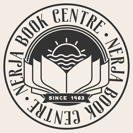 Nerja Book Centre: Our brand new logo