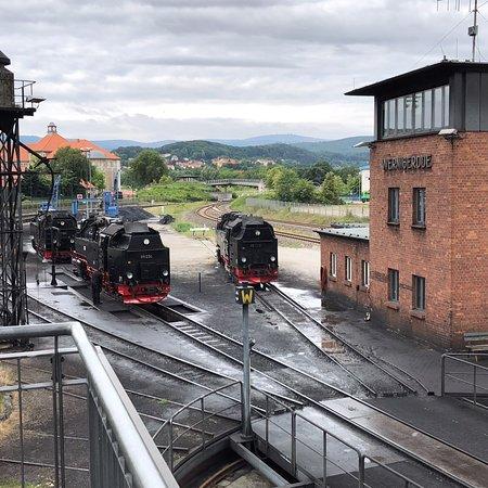 Bilde fra Harzer Schmalspurbahnen