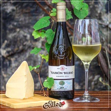 El Gallego: En nuestra bodega contamos con una amplia variedad de vinos.