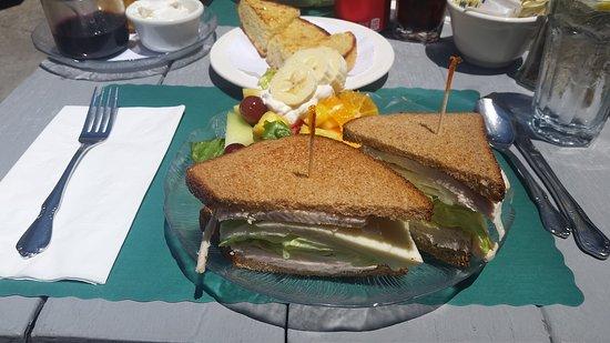 The Tuck Box: Sandwiches