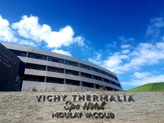 Vichy Thermalia Spa Hotel Moulay Yacoub Fes