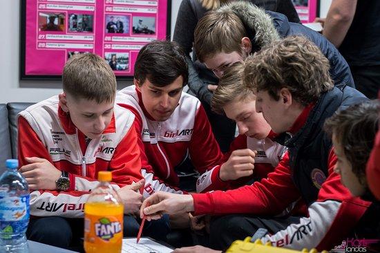 Kaunas, Litauen: Teambuilding