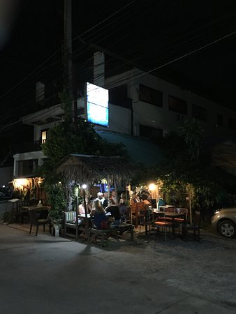 The Hut Cafe: Le Hut Café dans le Fisherman's Village de Bo Phut