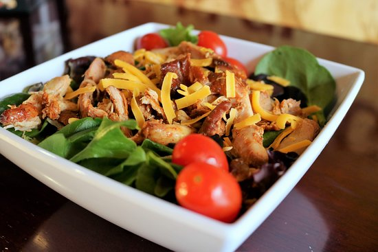 Whole Hog Cafe: BBQ Chicken Salad