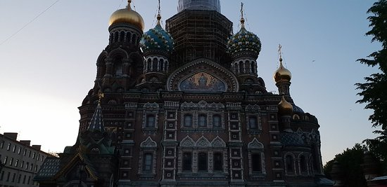 ‪Church of the Savior on Spilled Blood‬