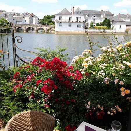 Sable-sur-Sarthe, France: La Terrasse