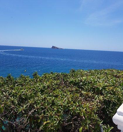 Platges de Benidorm: Great views