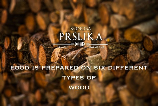 Zlarin Island, Croatia: Six types of wood