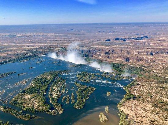 The Zambezi Helicopter Company - Private Flights