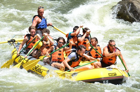 Whitewater Rafting, LLC: Fun times with Dylan
