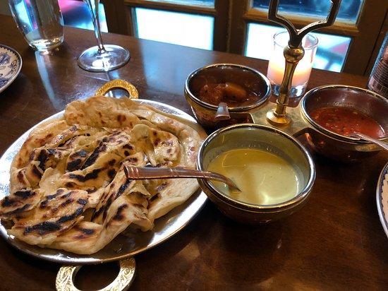 The Bombay Bread Bar: Laccha Paratha