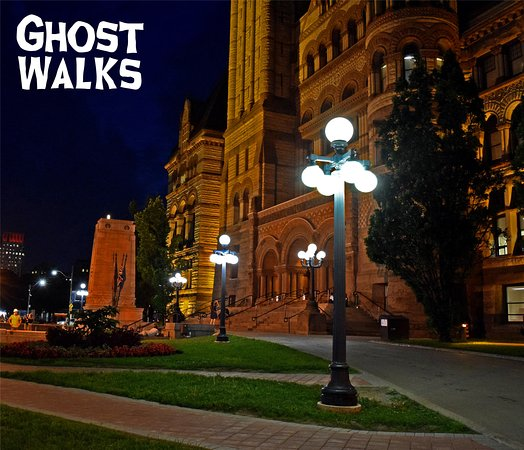 ‪Ghost Walks‬