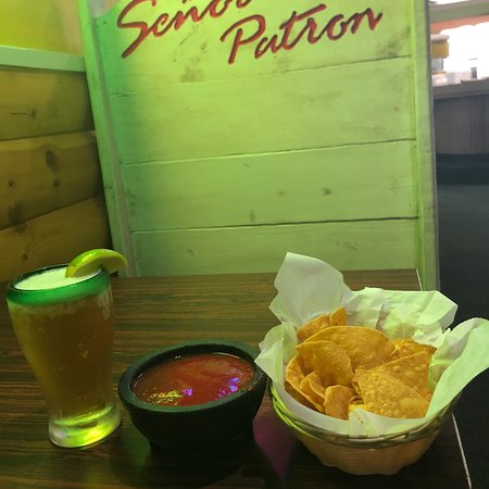 Bilde fra Senor Patron Mexican Cuisine