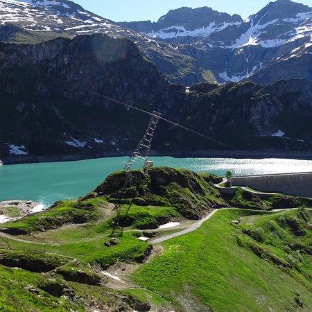 Maggia, Suíça: Lago di Robiei