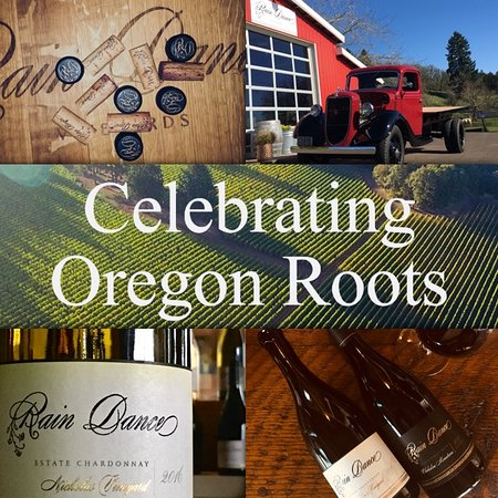 Newberg, OR: Rain Dance Vineyards