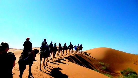 Visit Morocco Sahara: sahara desert tours in Morocco