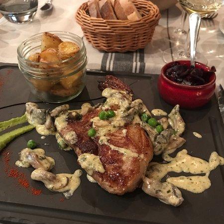 Restaurant la grange dans saint lary soulan avec cuisine fran aise - Restaurant la grange saint lary ...