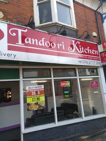 Tandoori Kitchen Wigston Menu Prices Restaurant
