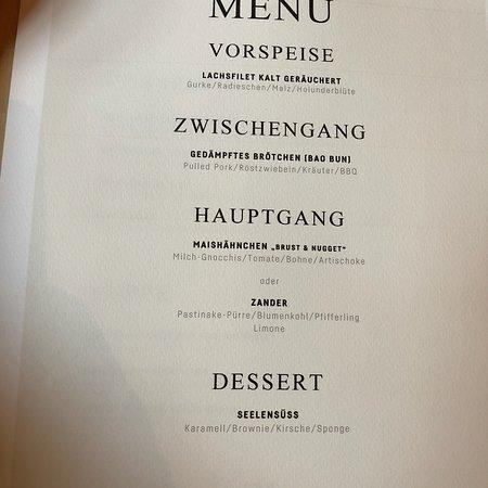 Bilde fra Das Restaurant Falkenstein
