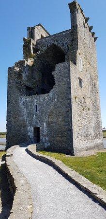 Bilde fra Carrigafoyle Castle