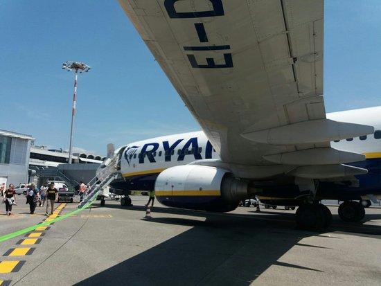 Bilde fra Ryanair