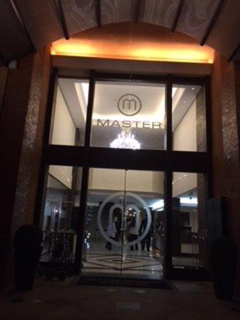 Master Gramado: Entrada do Hotel.