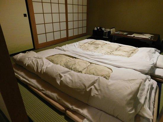 Kamikochi Hotel Shirakabaso: Room 313