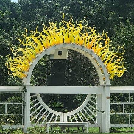 Фотография Missouri Botanical Garden