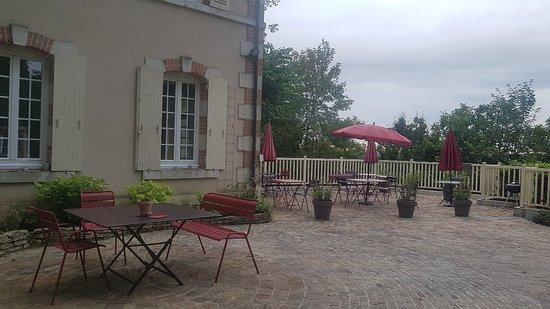 Lavardin, France: So Troglo