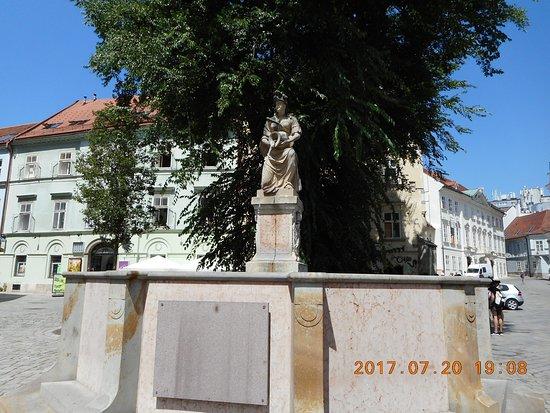 Pomnik Marie Terezie