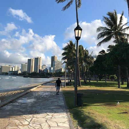 Фотография Waikiki Beach